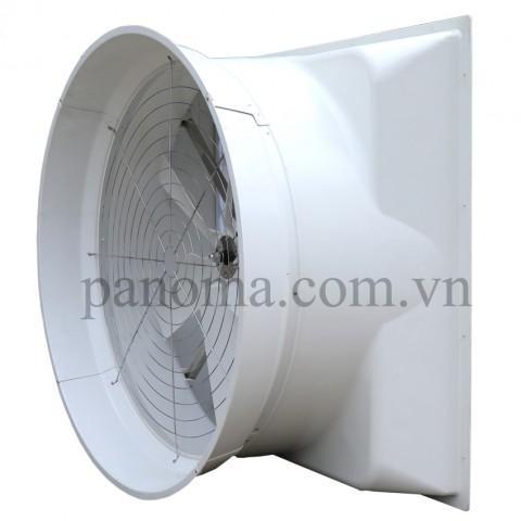 Quạt hút gió vuông công nghiệp Composite C-1460