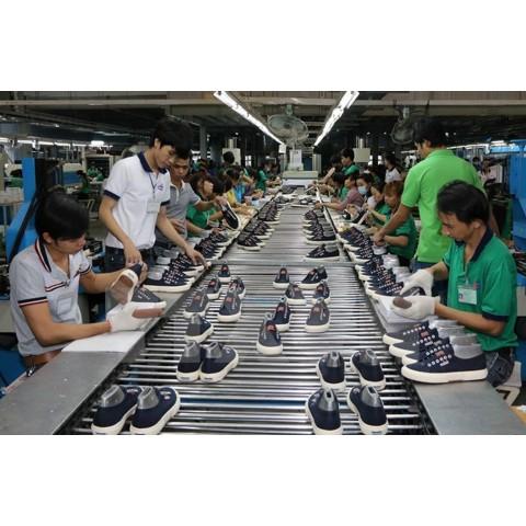 Hệ thống làm mát cho nhà xưởng sản xuất giầy da
