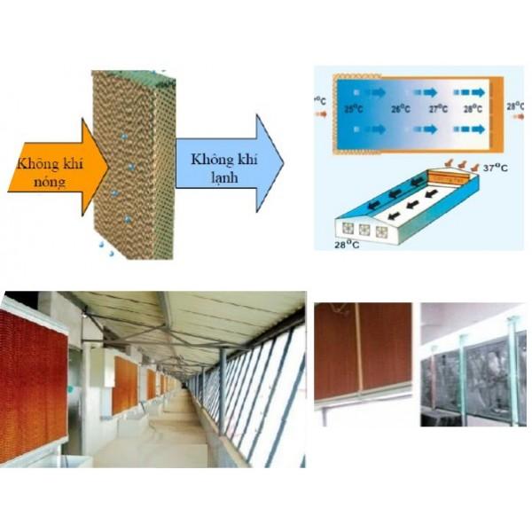 So sánh một số hệ thống thông gió, làm mát nhà xưởng