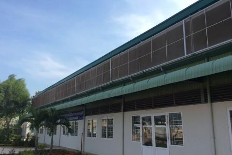 Các thiết bị thường dùng trong hệ thống làm mát nhà xưởng