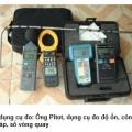 Tổng hợp các dụng cụ đo thông số của quạt công nghiệp