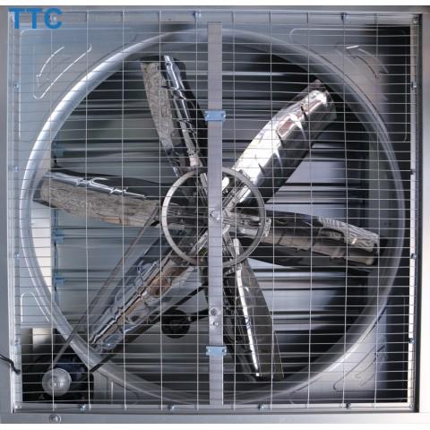 Quạt hút gió vuông công nghiệp TTC 1100