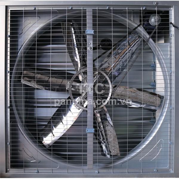 Quạt hút gió vuông công nghiệp TTC 1380