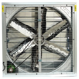 Quạt hút gió vuông công nghiệp TTC 1000