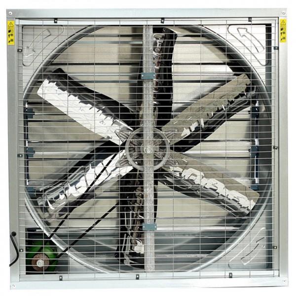 Quạt hút gió vuông công nghiệp TTC 1220