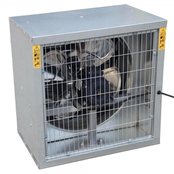 Quạt hút gió vuông công nghiệp TTC 400