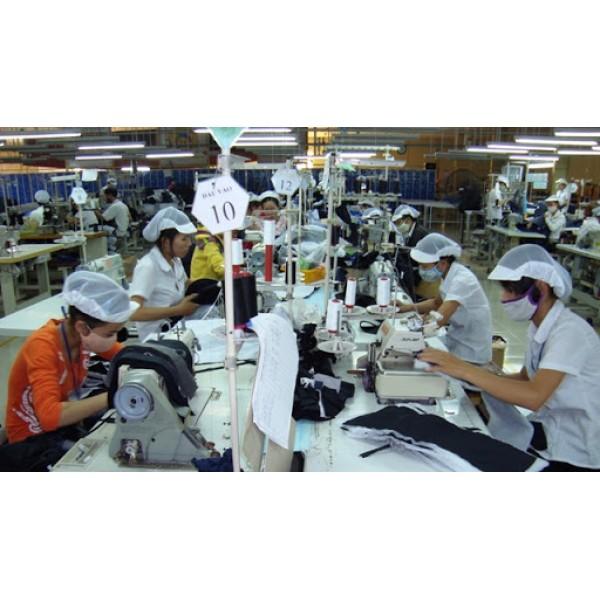 Hệ thống làm mát nhà xưởng dệt may